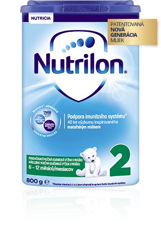 Nutrilon s Pronutra - ADVANCE