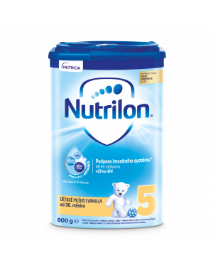 Nutrion 5 Vanilla